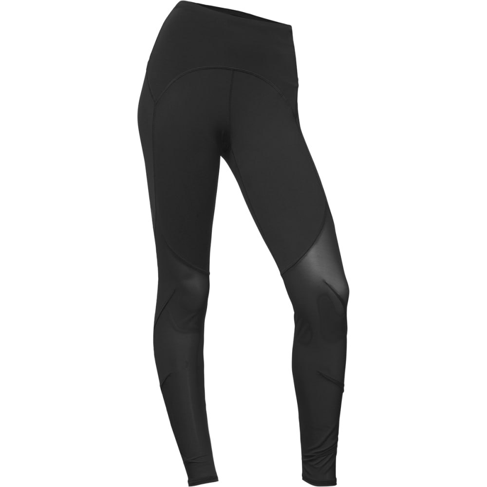 THE NORTH FACE Women's Vision Mesh Mid-Rise Tights - JK3-TNF BLACK