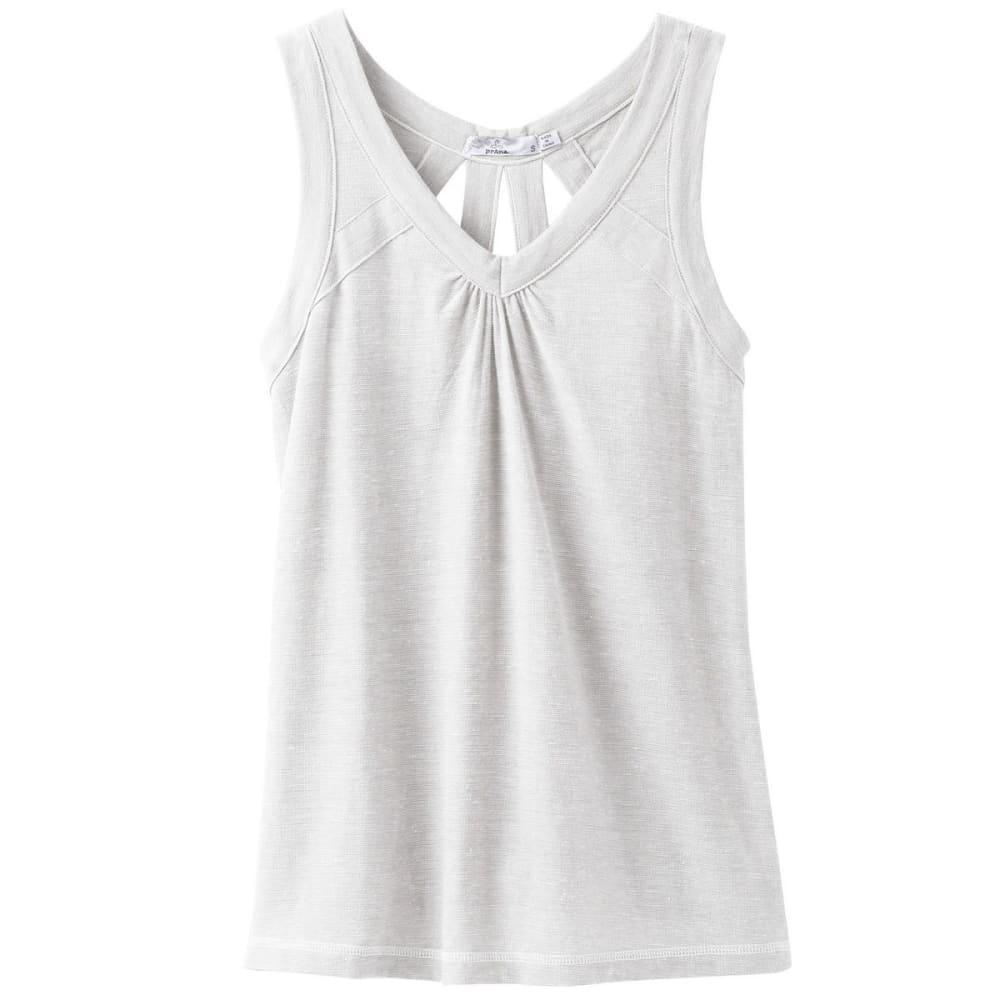 PRANA Women's Kornelie Tank Top - WHITE