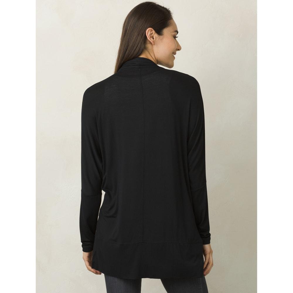 PRANA Women's Foundation Wrap - BLACK