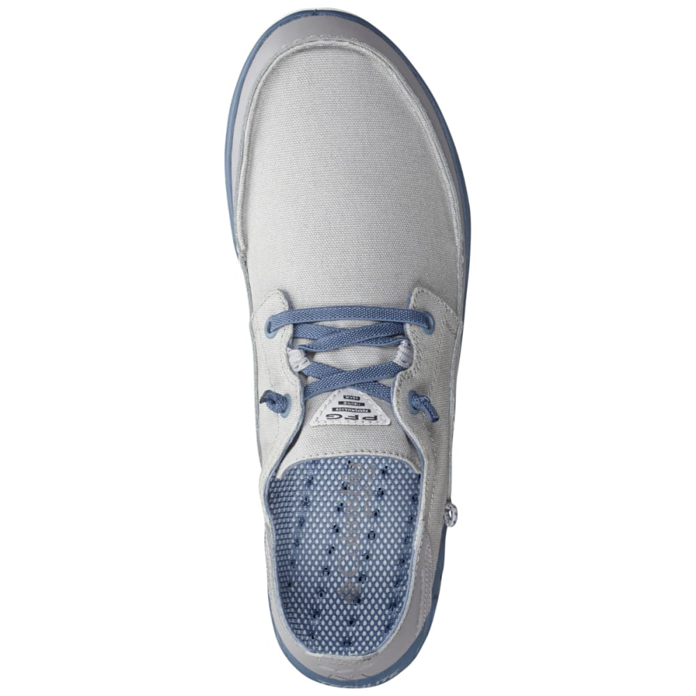 COLUMBIA Men's Bahama Vent Relaxed PFG Shoes - STEAM,STEEL