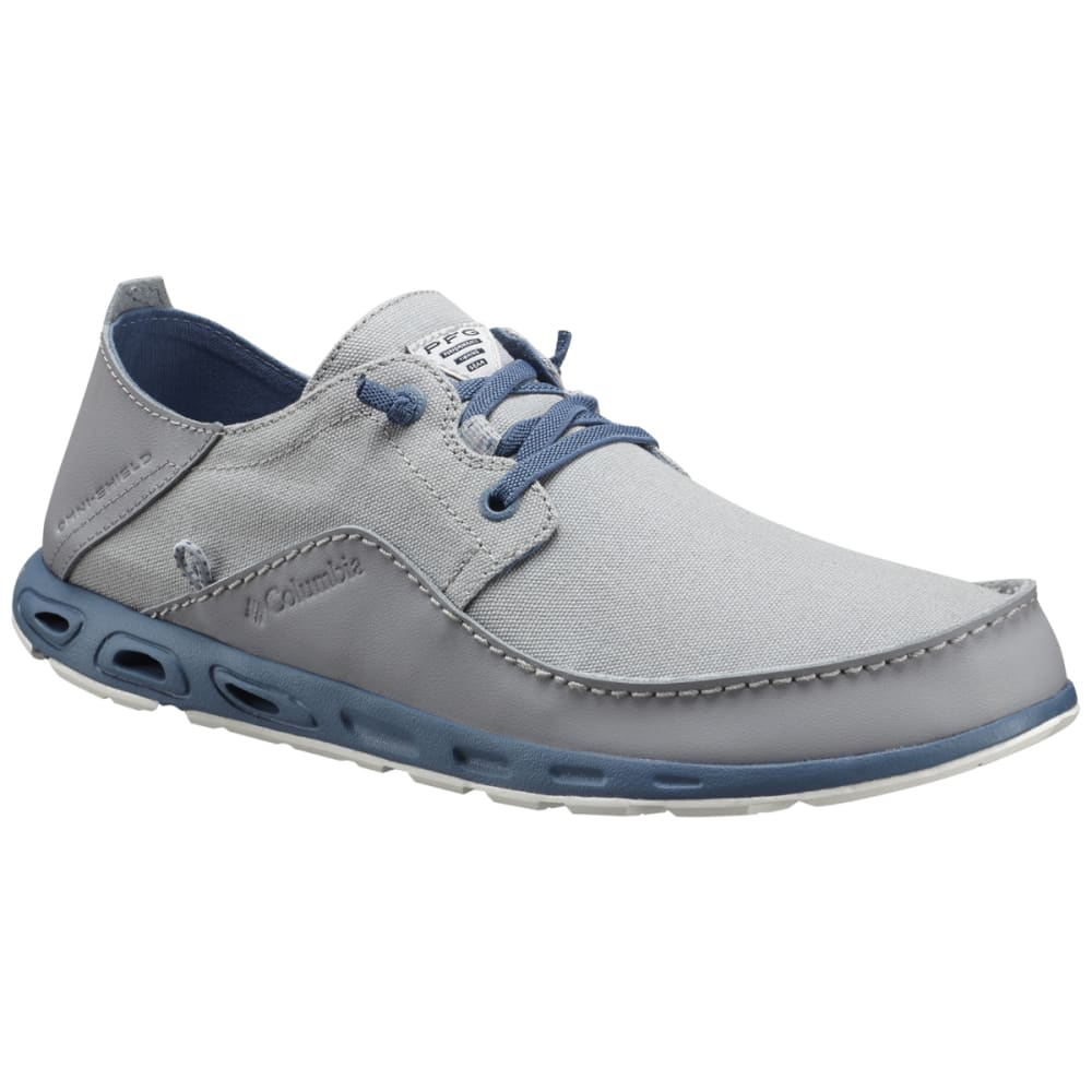 COLUMBIA Men's Bahama Vent Relaxed PFG Shoes - STEAM
