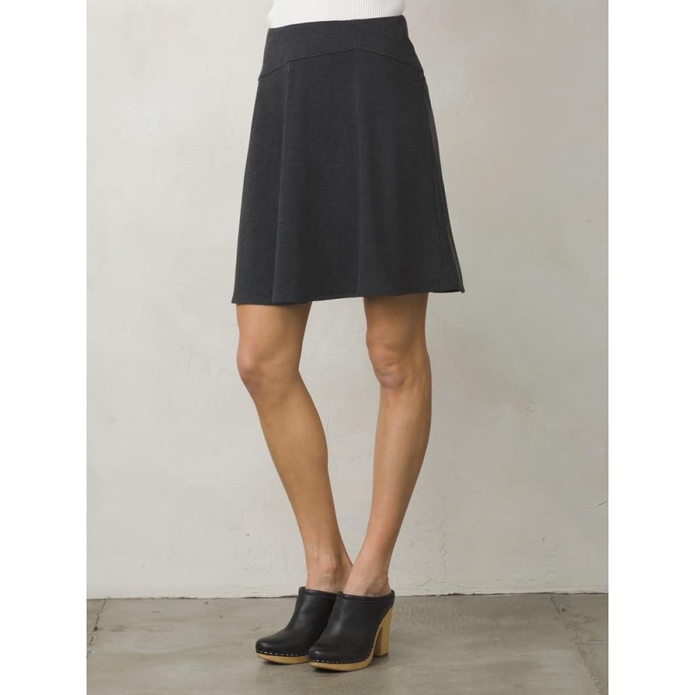 PRANA Women's Camey Skirt - BLACK
