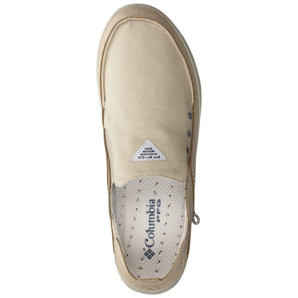 COLUMBIA Men's Bahama Vent PFG Wide Shoes - ANCIENT FOSSIL,WHALE