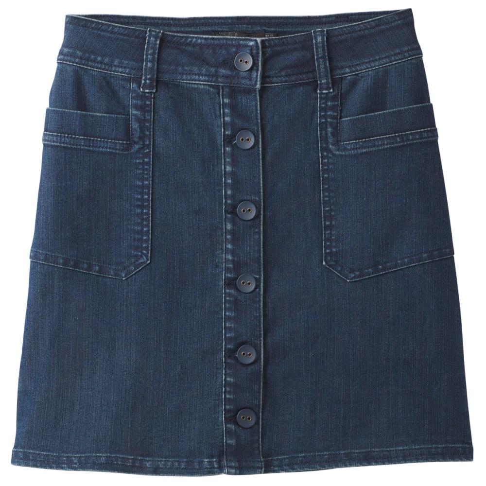 PRANA Women's Kara Skirt - INDIGO