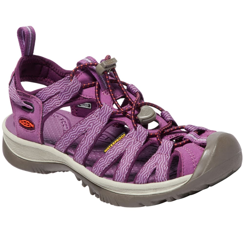 KEEN Women's Whisper Sandals 10