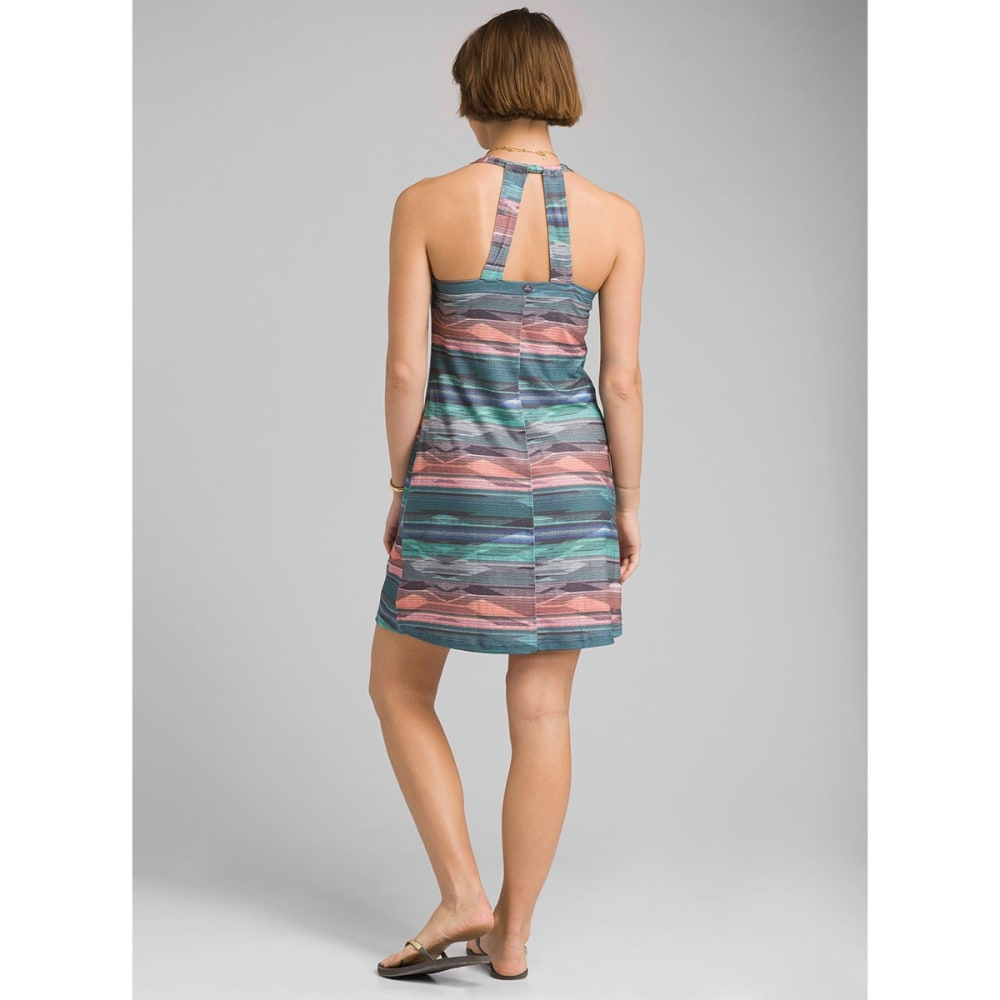 PRANA Women's Cantine Dress - GRANITE BONITA