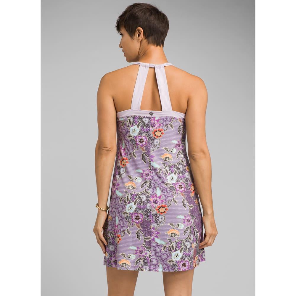 PRANA Women's Cantine Dress - MAUI MIST KONA