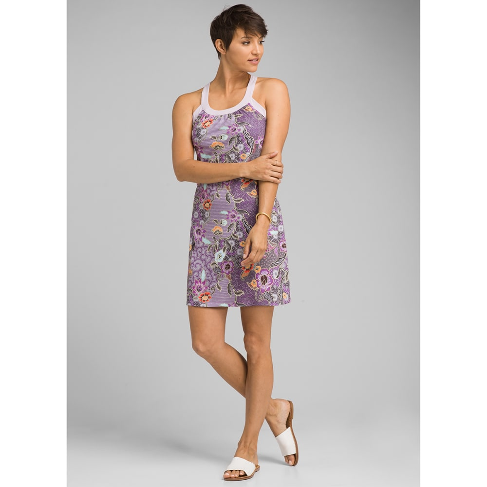 PRANA Women's Cantine Dress - MAUI MIST KONA