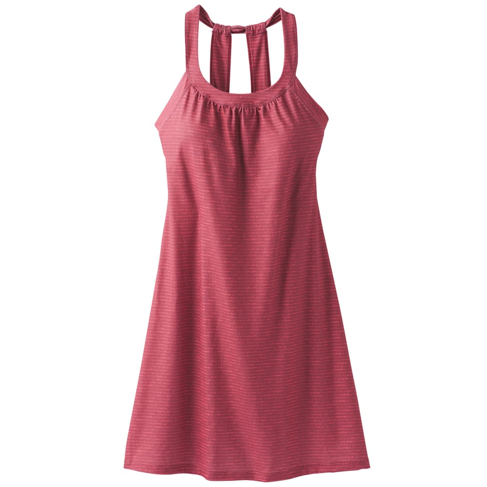PRANA Women's Cantine Dress - RUSTED ROOF SEA SPRA