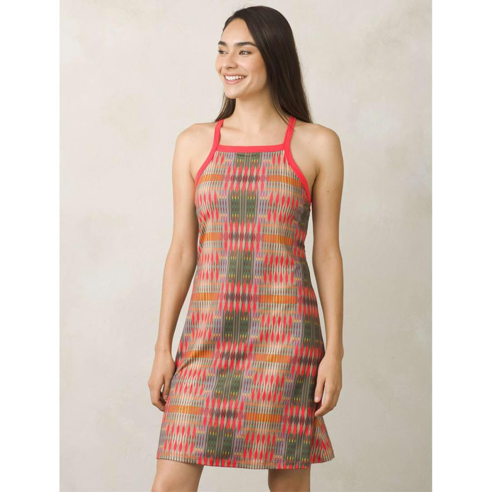 PRANA Women's Ardor Dress - CARMINE DST GEO