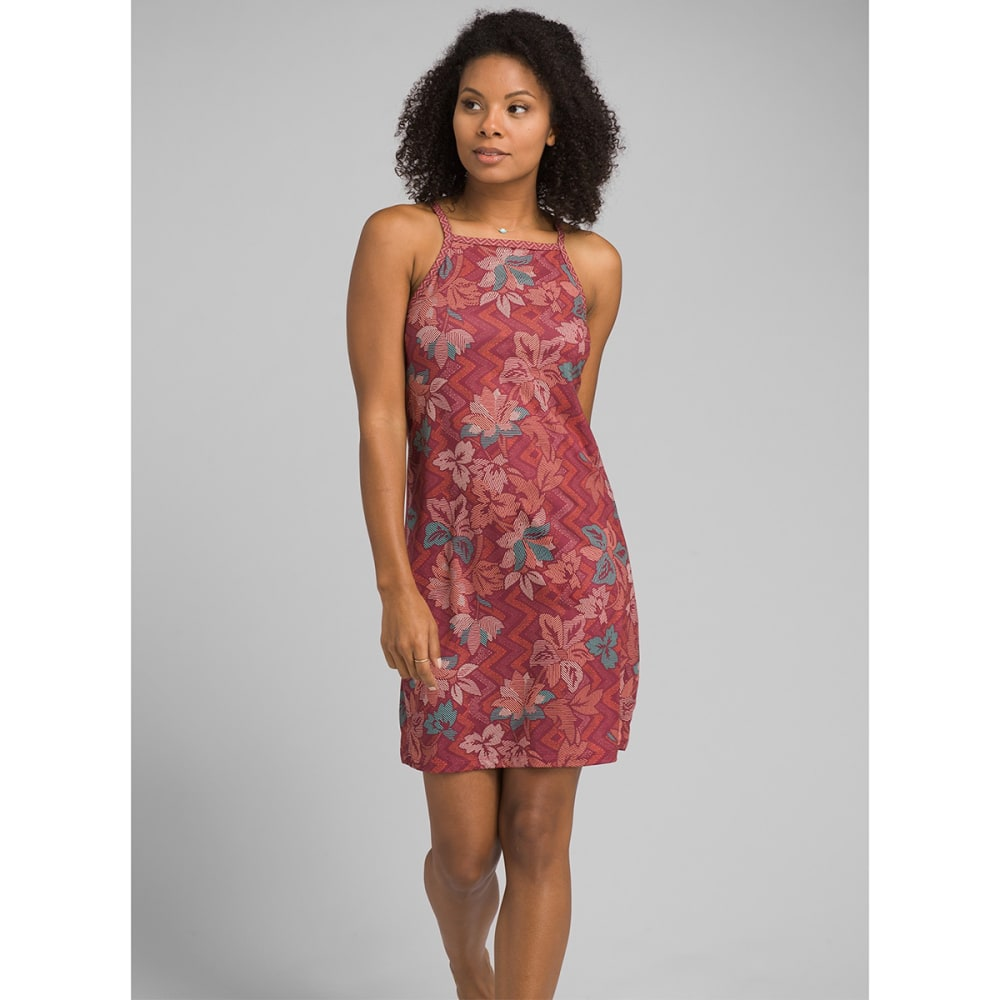 PRANA Women's Ardor Dress - RUSTED ROOT HORCHATA