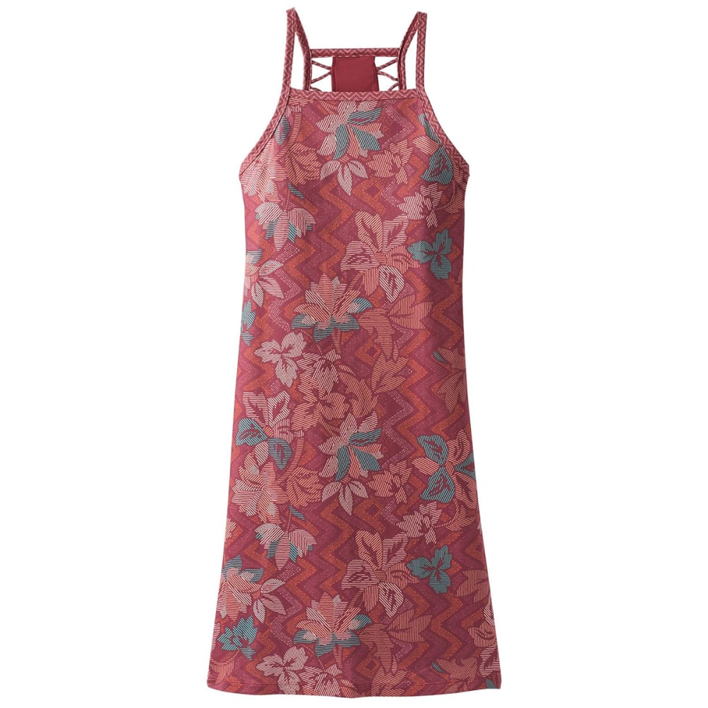 PRANA Women's Ardor Dress - RUSTED ROOT HORCHATA