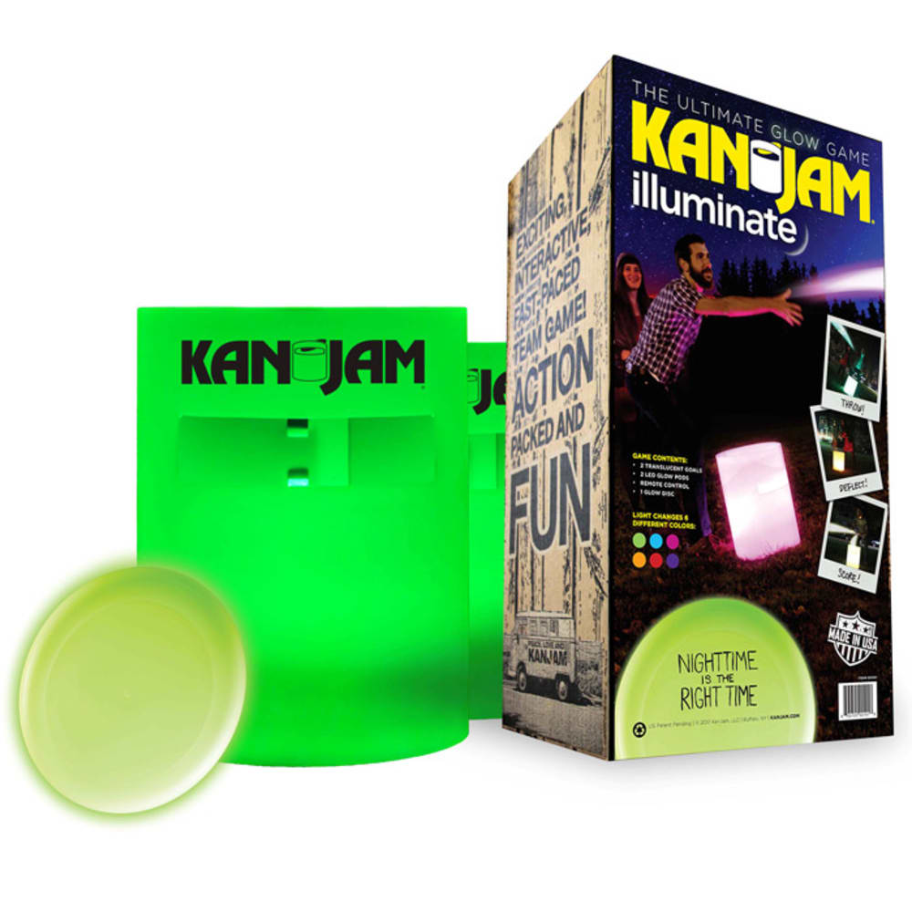 KANJAM Illuminate Game Set - NO COLOR