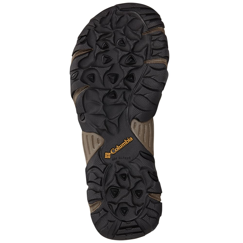 COLUMBIA Men's Santiam 3 Strap Sandals - CORDOVAN