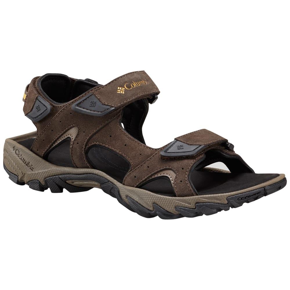 823a22695ed COLUMBIA Men s Santiam 3 Strap Sandals - Eastern Mountain Sports