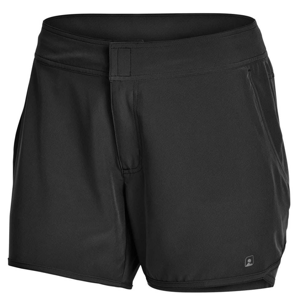 EMS Women's Techwick Hydro Shorts - BLACK