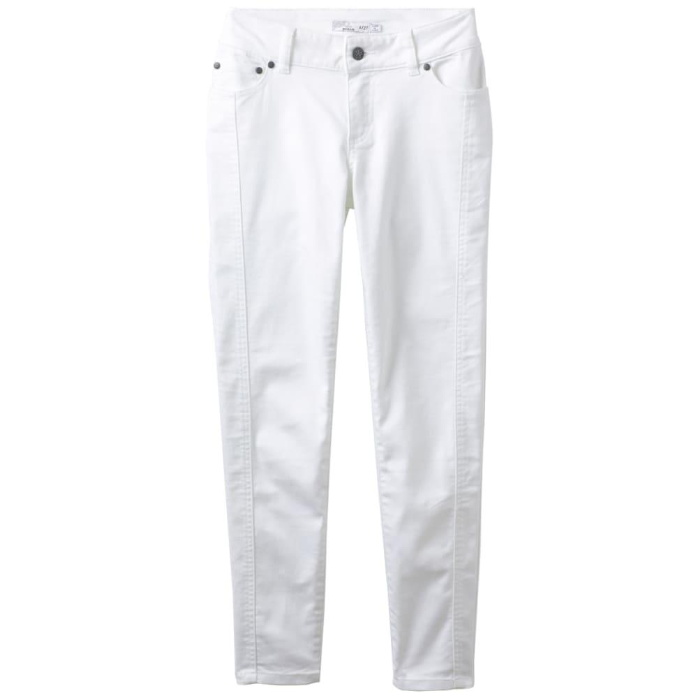 Prana Women's Carlotta Cropped Pants - Size 10