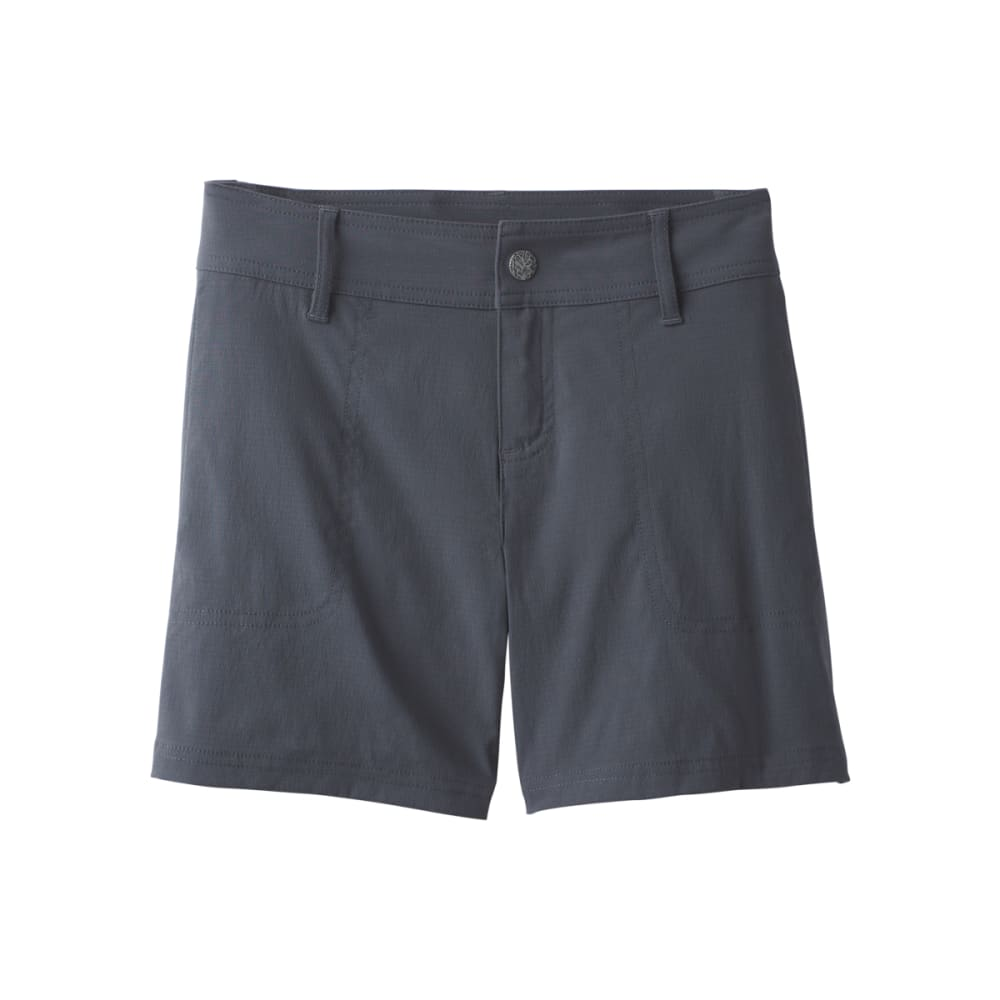 "PRANA Women's Revenna Short - 5"" Inseam - COAL"