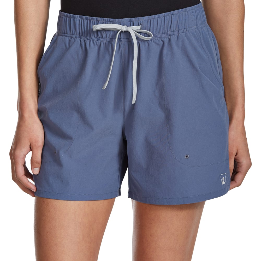 EMS Women's Techwick River Shorts - VINTAGE INDIGO