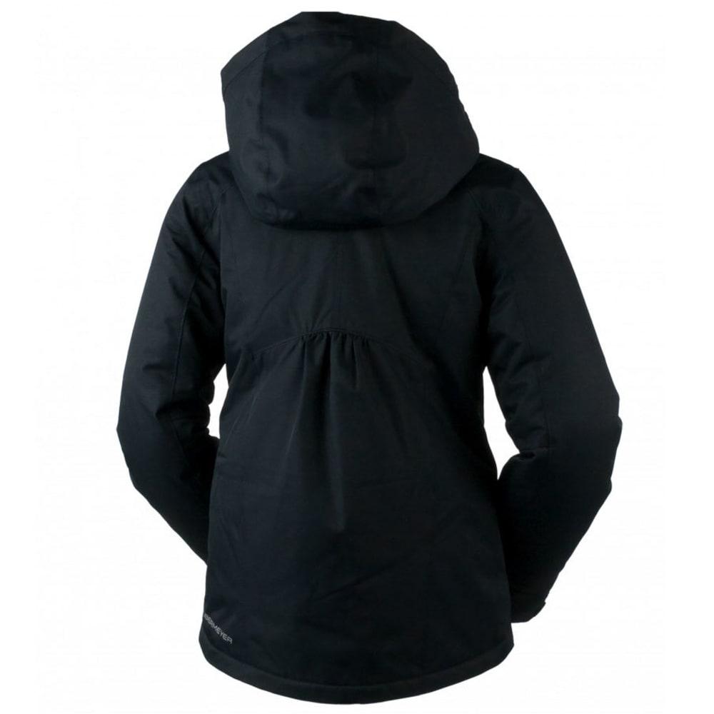 OBERMEYER Girls' Kenzie Jacket - BLACK