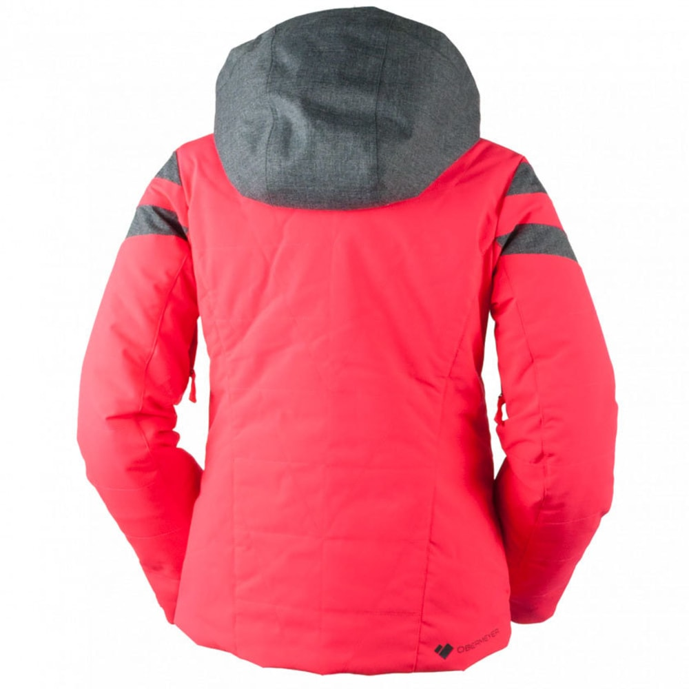 OBERMEYER Girls' Dyna Jacket - POPSTAR