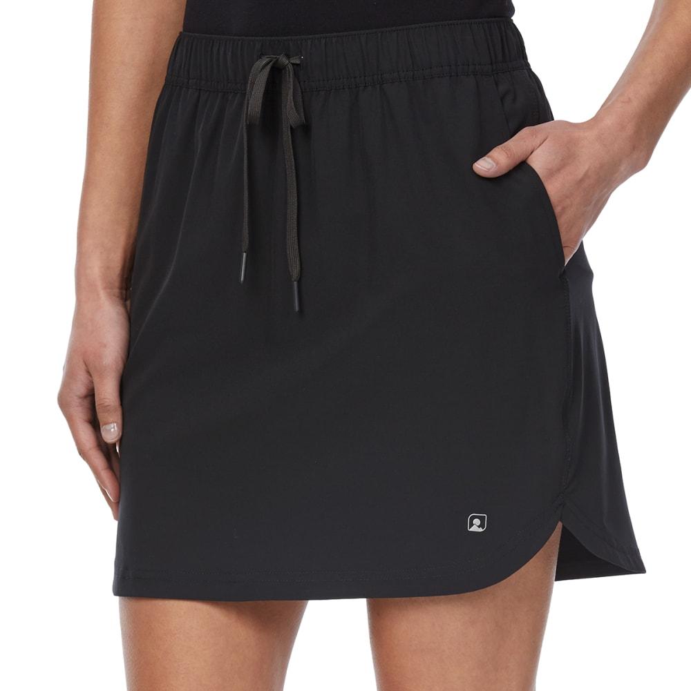 EMS Women's Techwick Allegro Skort - BLACK