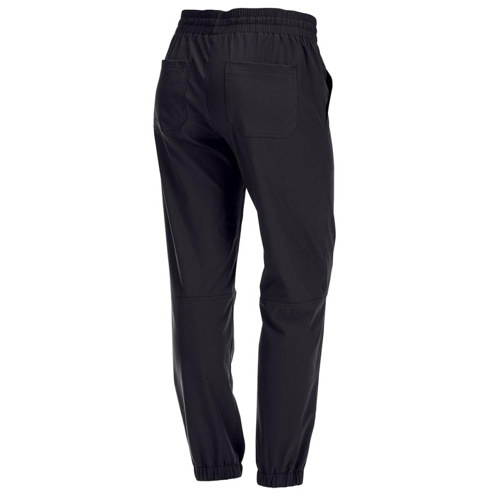 EMS Women's Techwick Allegro Jogger Pants - BLACK