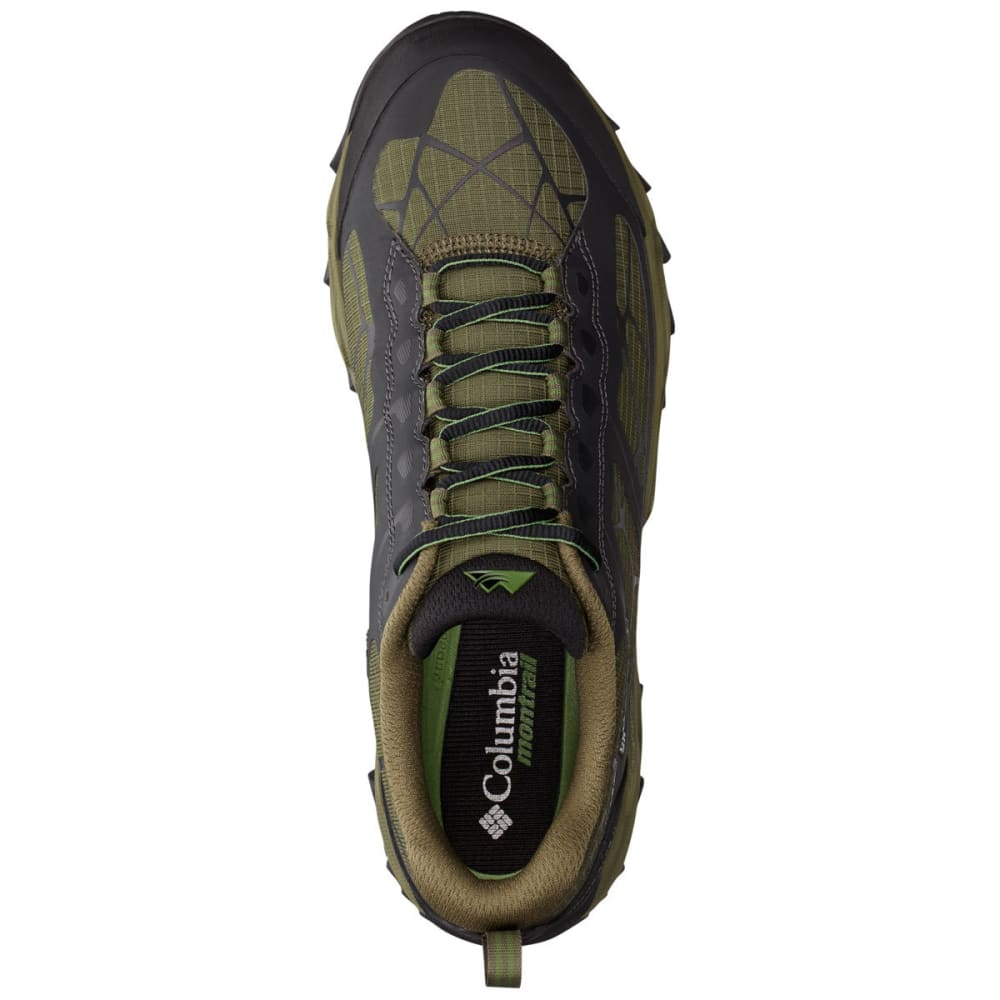 fea1ffc7e2542 COLUMBIA Men's Trans Alps II Trail Running Shoes - DARK BACKCOUNTRY
