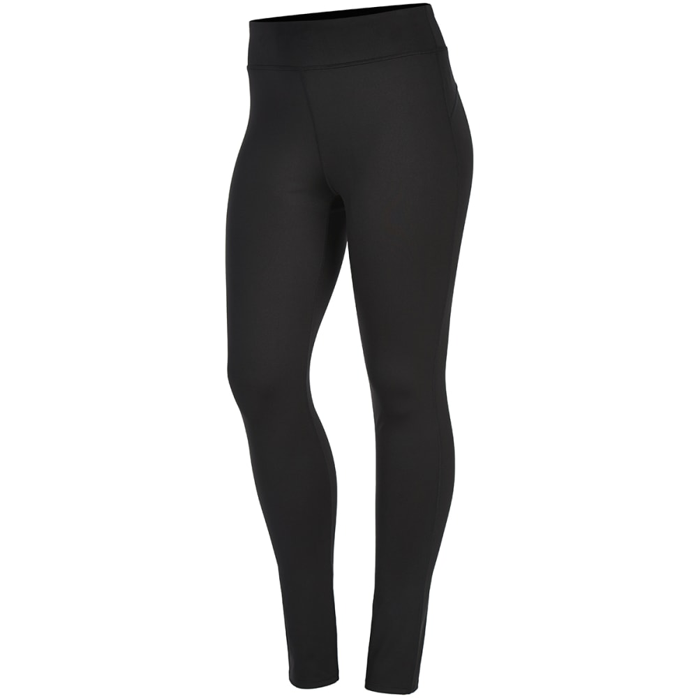 EMS Women's Techwick Fusion Leggings - BLACK