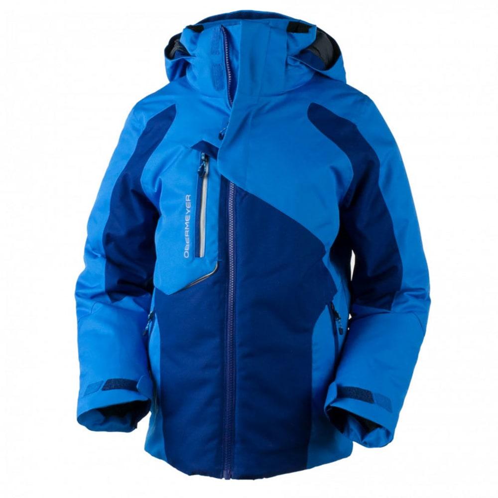 OBERMEYER Boys' Outland Jacket - STELLAR BLUE