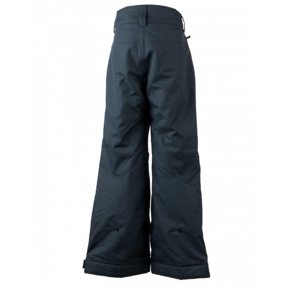 OBERMEYER Boys' Brisk Ski Pants - EBONY