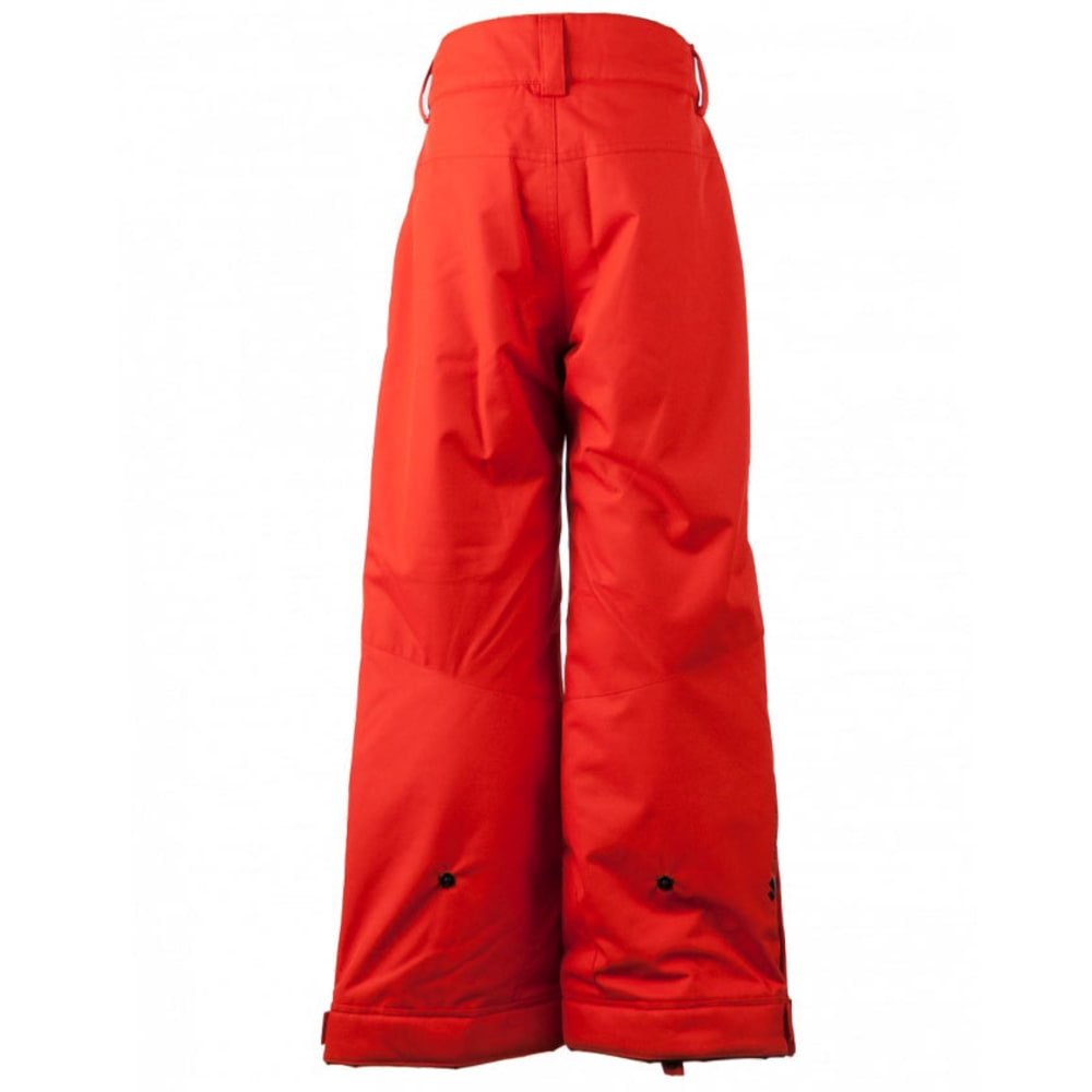 OBERMEYER Boys' Brisk Ski Pants - RED