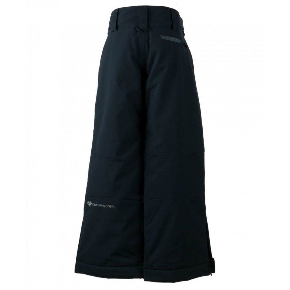 OBERMEYER Boys' Porter Ski Pants - BLACK