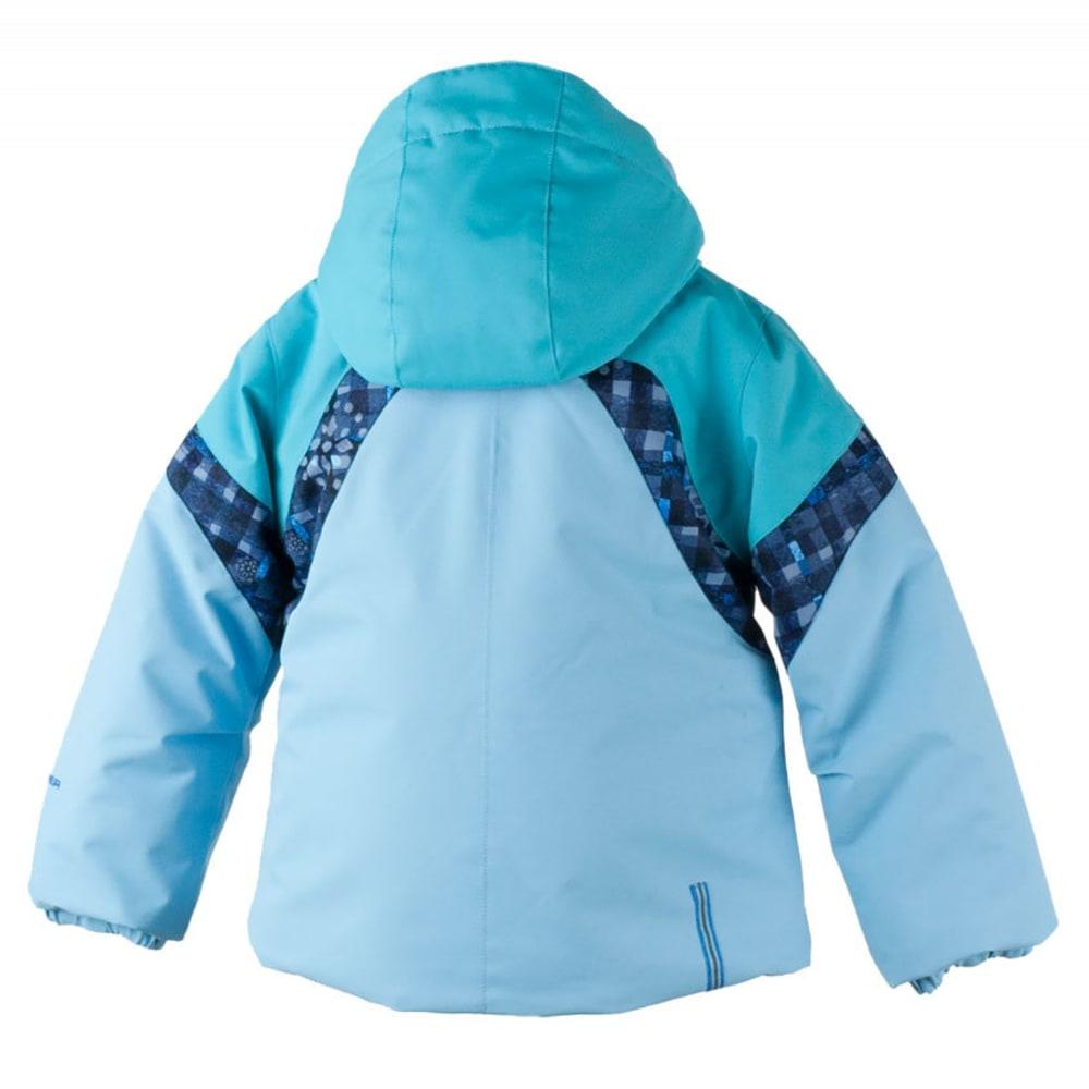 OBERMEYER Girls' Alta Jacket - BLEU SKU