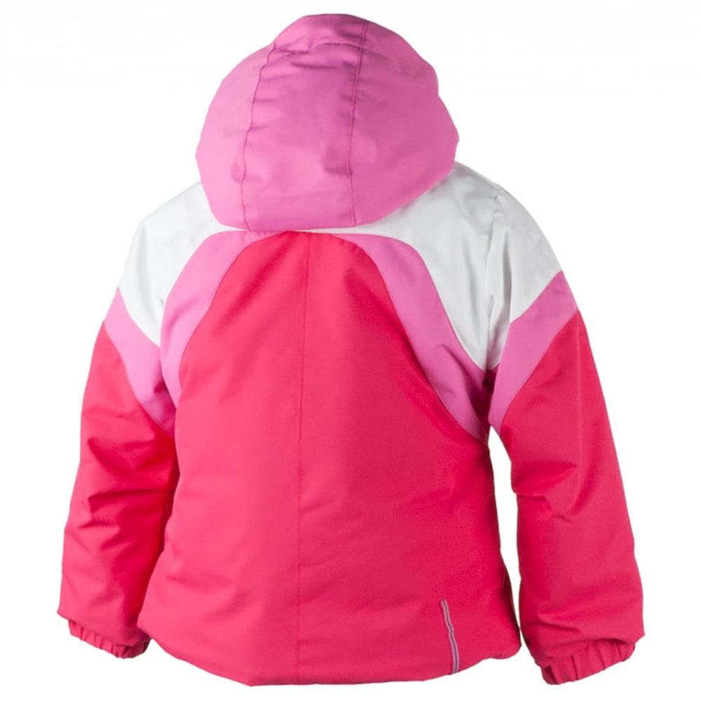 OBERMEYER Girls' Alta Jacket - SMITTEN PINK