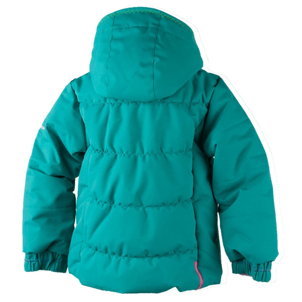 OBERMEYER Girls' Marielle Jacket - EVERGREEN