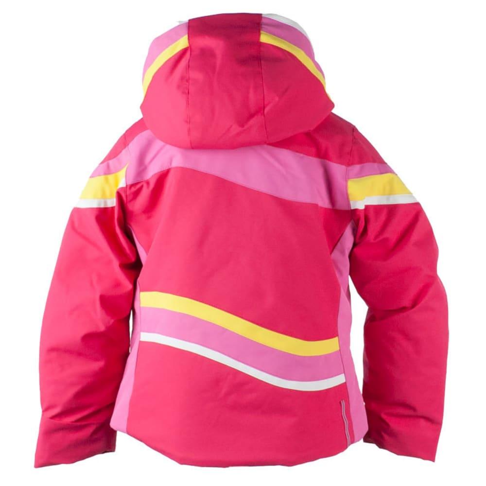 OBERMEYER Girls' North-Star Jacket - SMITTEN PINK