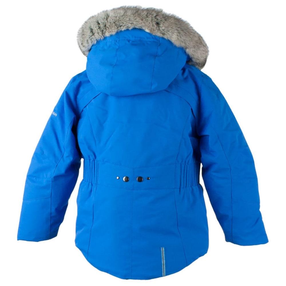 OBERMEYER Girls' Taiya Jacket - STELLAR BLUE