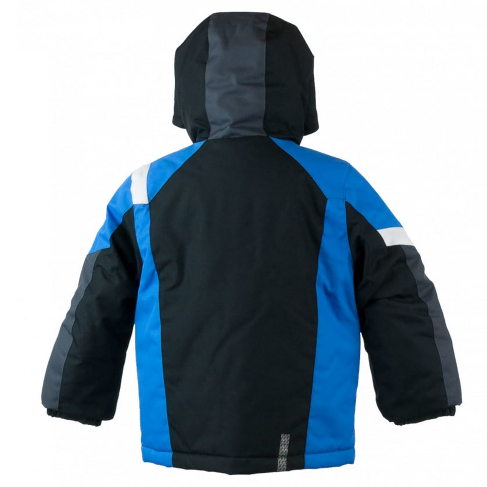 OBERMEYER Boys' Scout Jacket - BLACK