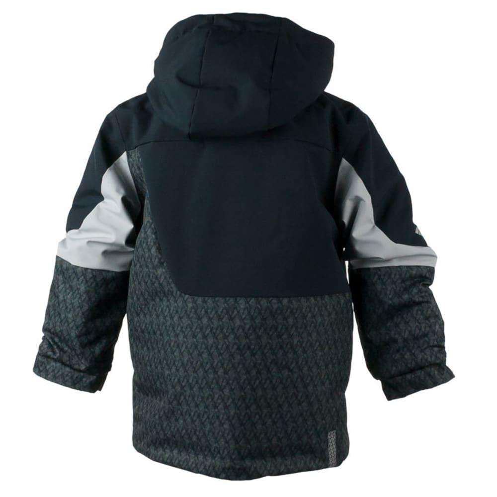 OBERMEYER Boys' Torque Jacket - BLACK