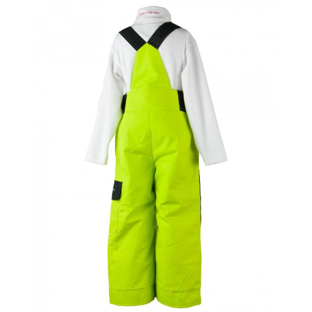 OBERMEYER Boys' Volt Snow Pants - GREEN FLASH