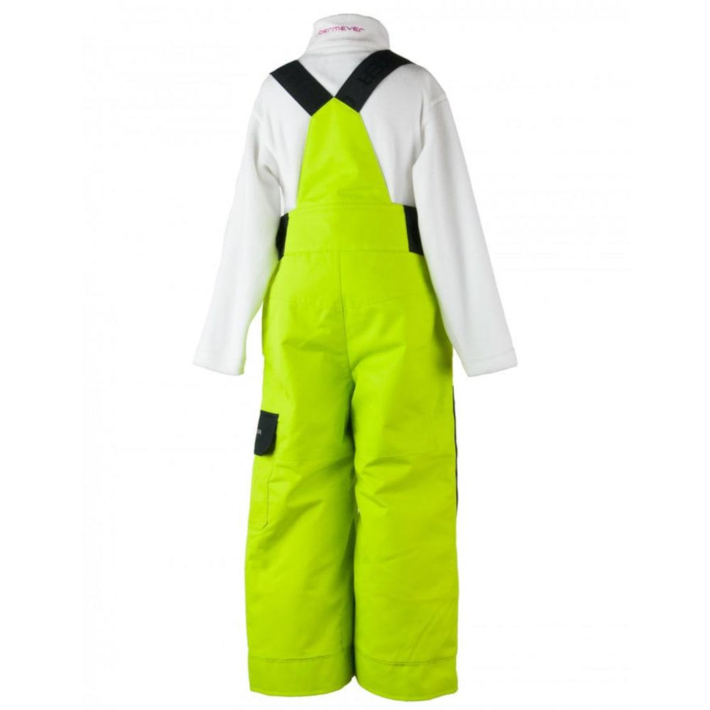OBERMEYER Boys' Volt Snow Pants - GREEN FLASH