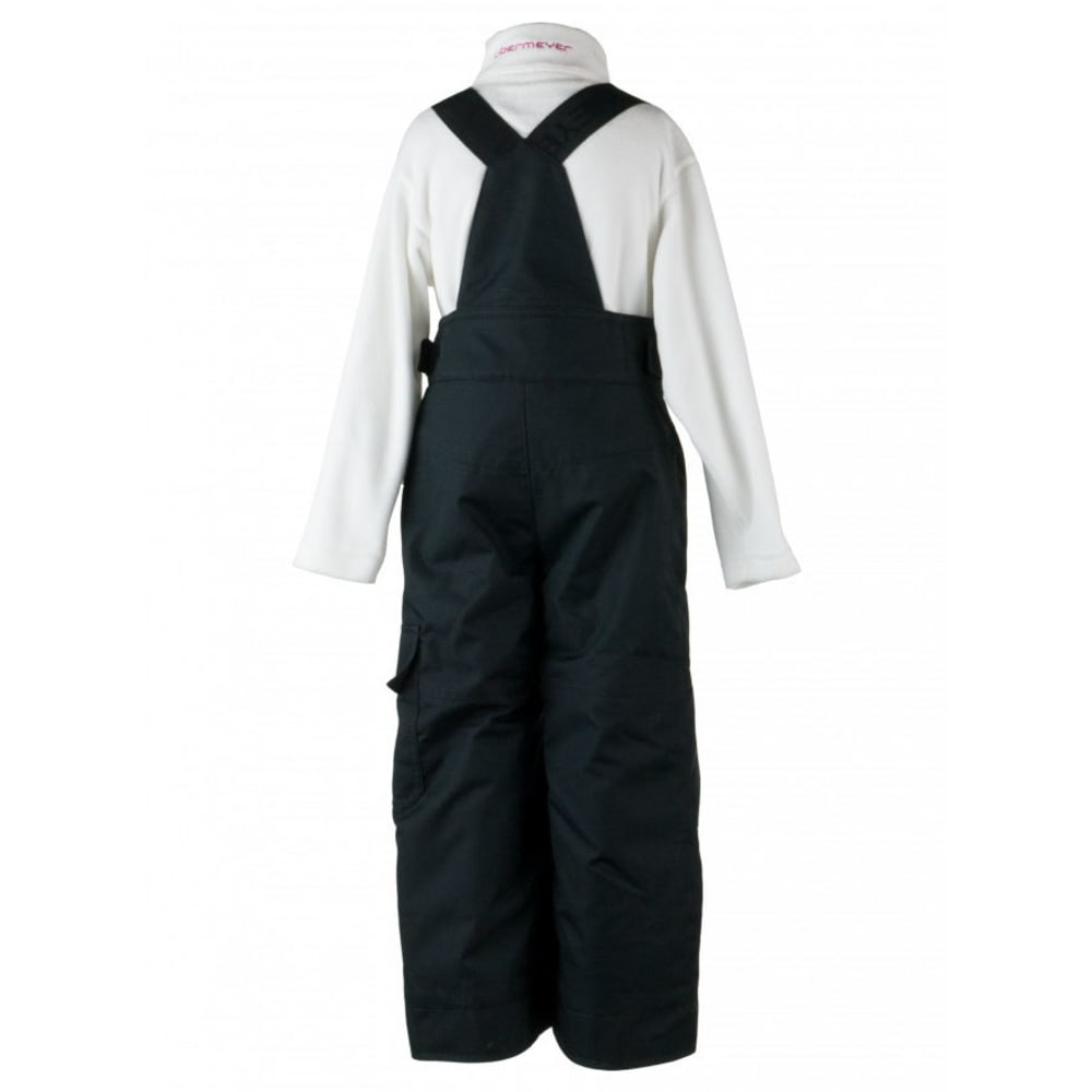 OBERMEYER Boys' Volt Novelty Snow Pants - BLACK