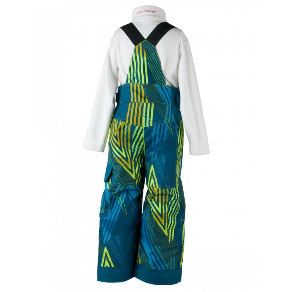 OBERMEYER Boys' Volt Novelty Snow Pants - THUNDER COVE