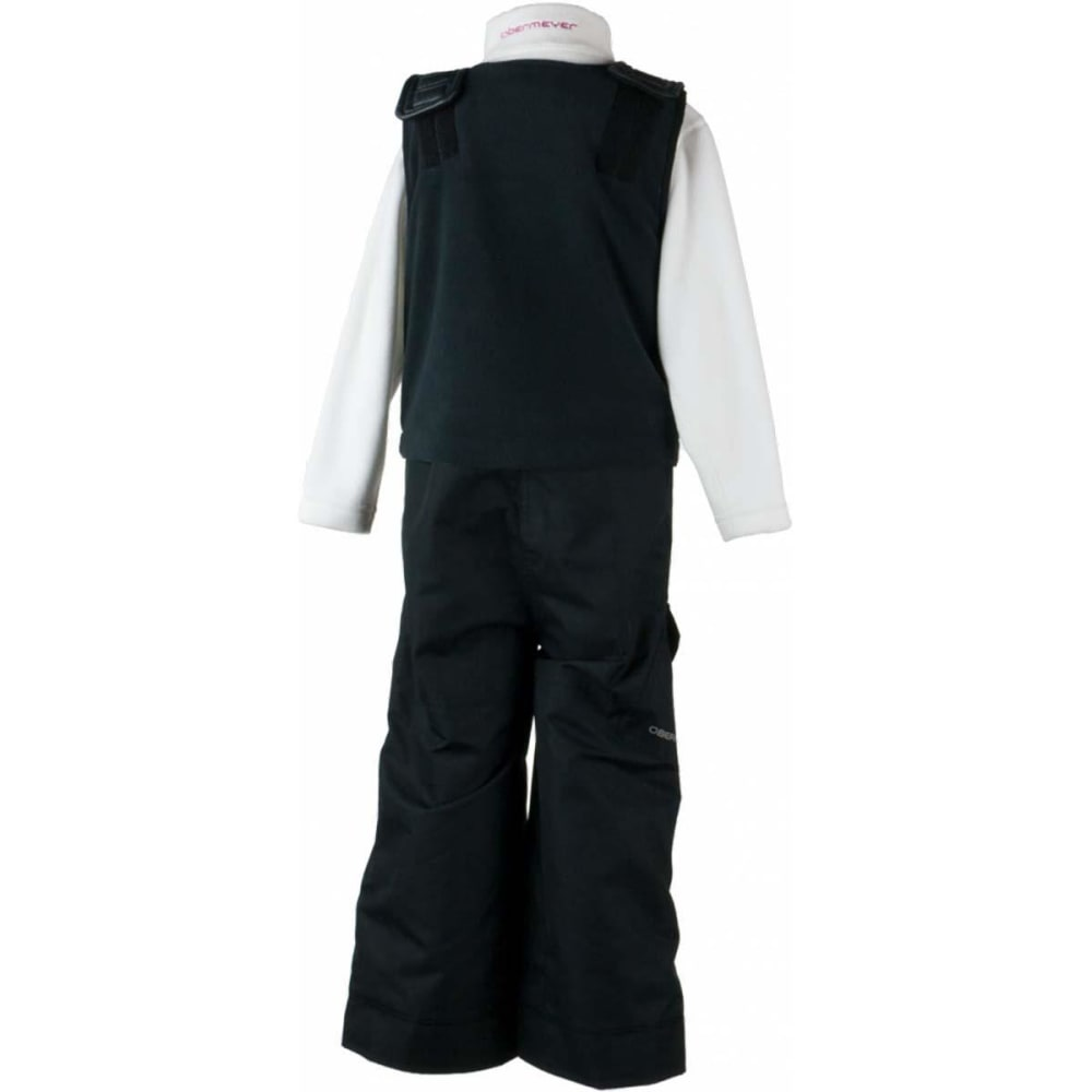 OBERMEYER Boys' Chilkat Bib Snow Pants - EBONY