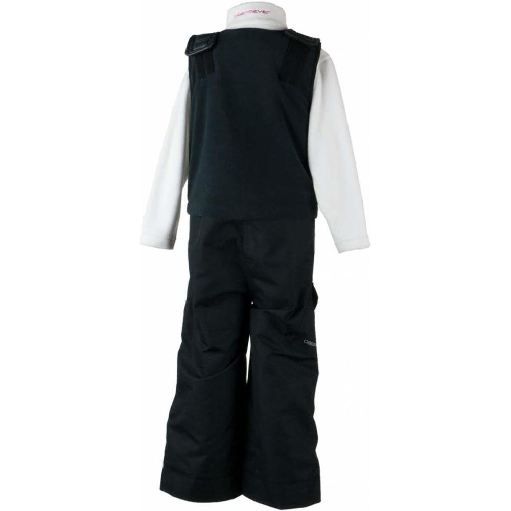 OBERMEYER Boys' Chilkat Bib Snow Pants - EBONY