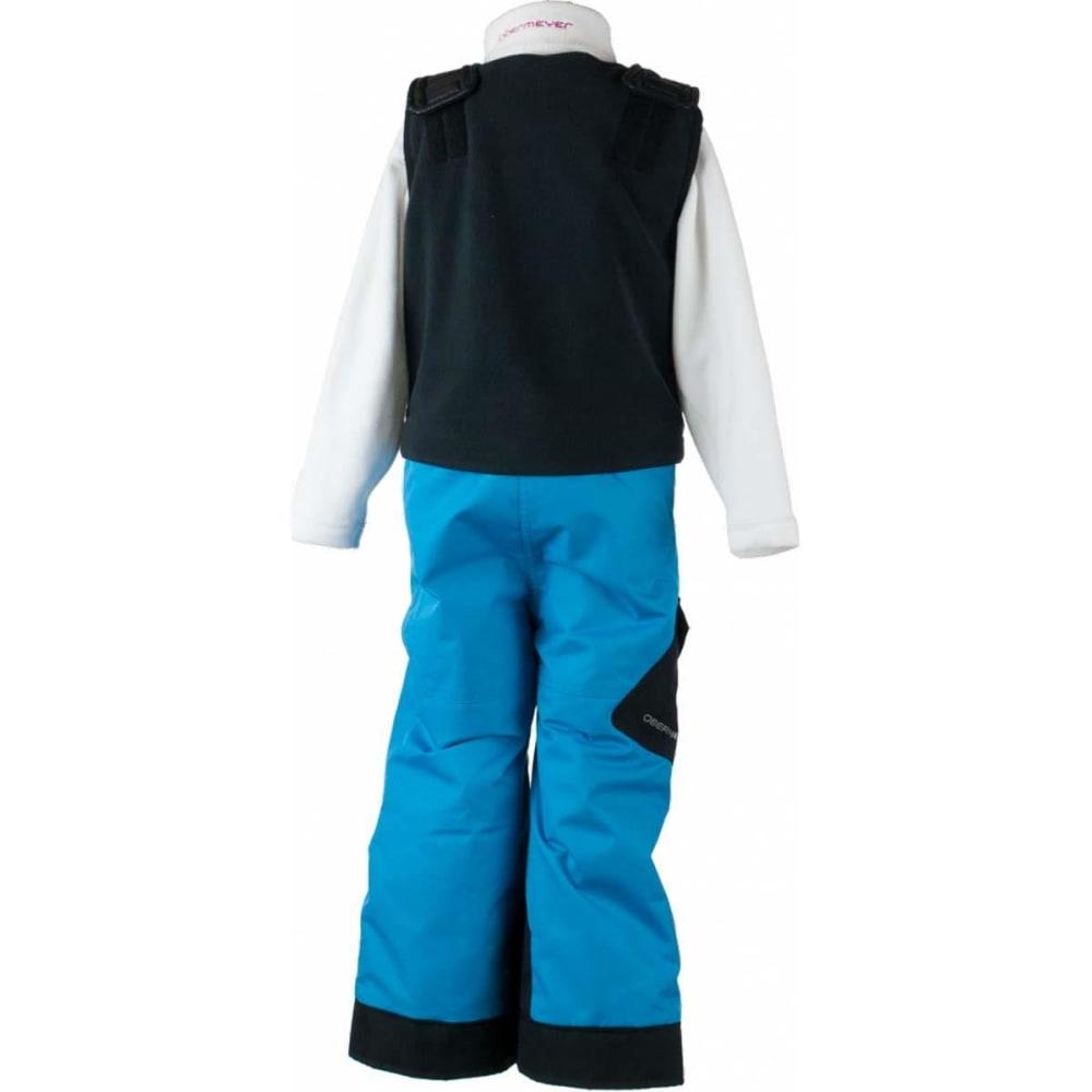 OBERMEYER Boys' Chilkat Bib Snow Pants - POLAR BLUE