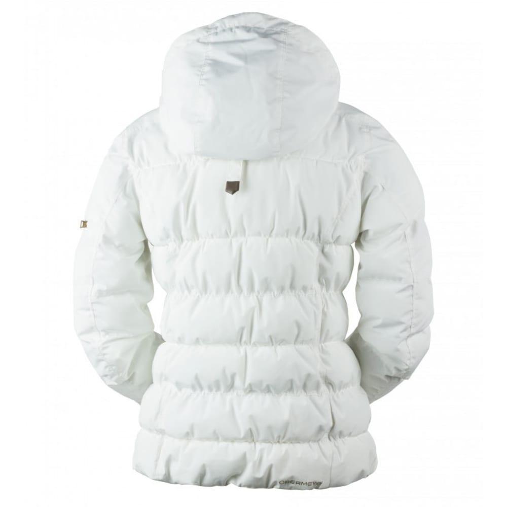 OBERMEYER Women's Leighton Jacket - WHITE