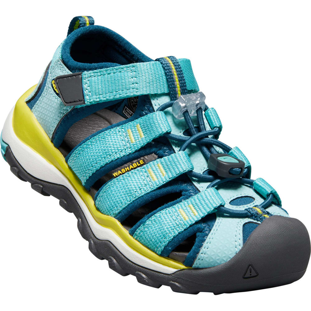 KEEN Little Kids' Newport Neo H2 Sandals - LEGION BLUE/MOSS