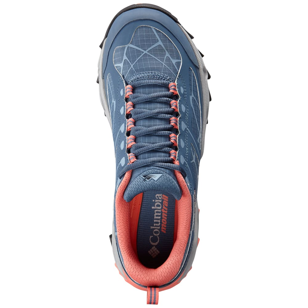 COLUMBIA Women's Trans Alps™ II Trail Running Shoes - STEEL
